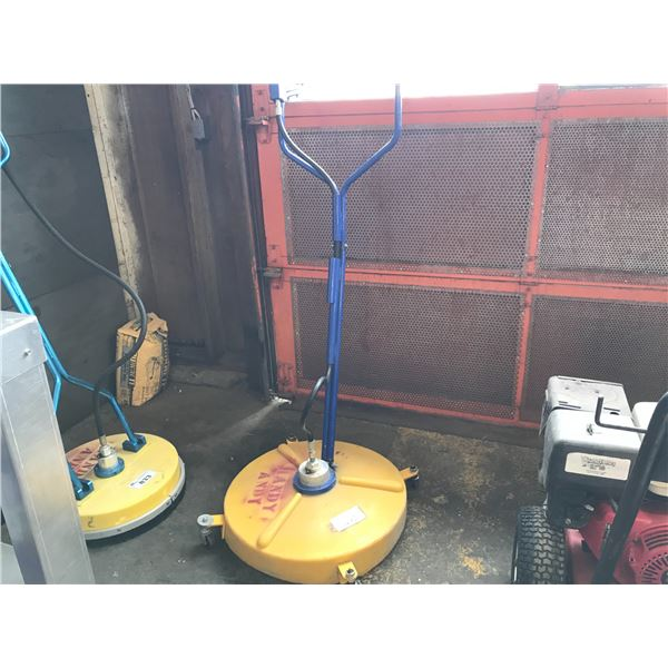 """FLOOR CLEANING PRESSURE WASHER ATTACHMENT (24"""")"""