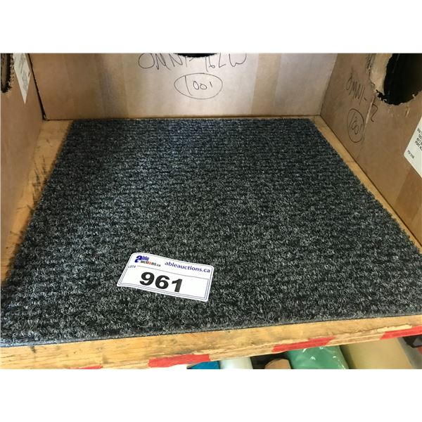COMMERCIAL CARPET TILE (APPROX 180 SQ FT)