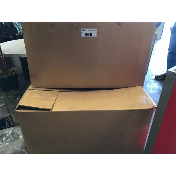 3 LARGE BOXES OF ASSTD HOSE CLAMPS