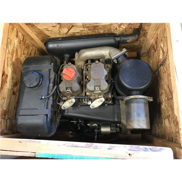 2-CYLINDER DIESEL ENGINE