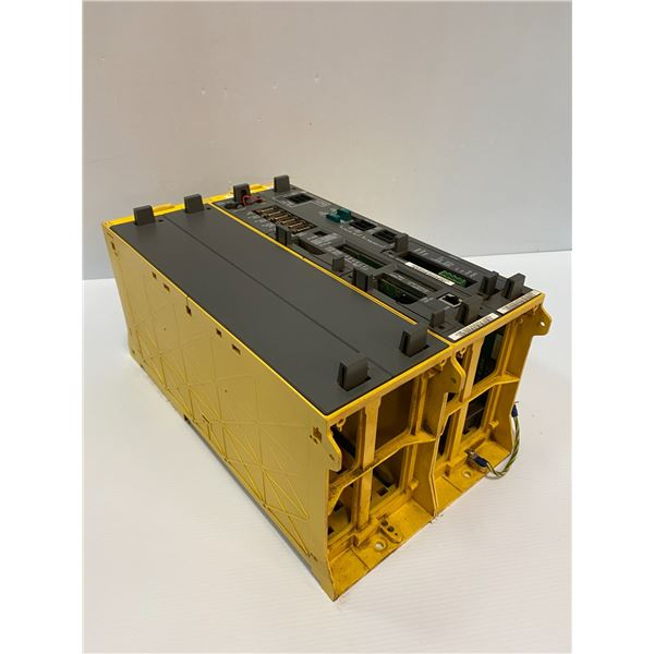 FANUC RACK WITH CARDS