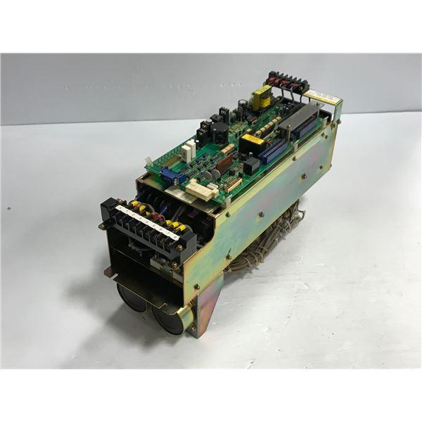 Fanuc #A06B-6057-H403 Servo Amplifier