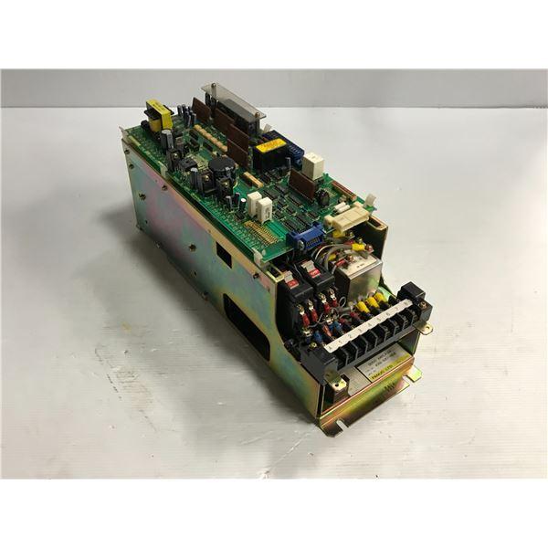 Fanuc #A06B-6057-H006 Servo Amplifier