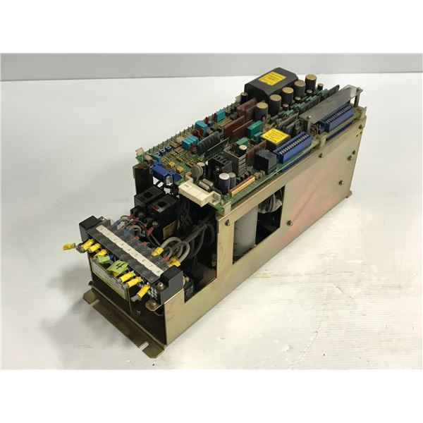 Fanuc #A06B-6047-H002 Control Unit