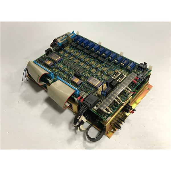 Fanuc #A16B-1110-0260/07D / #A16-2100-0080/05E Circuit Board