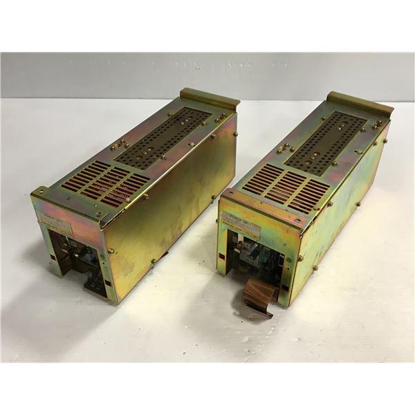 Lot of (2) Fanuc #A14B-0082-B304-05 Power Unit