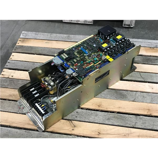 Fanuc Spindle Drive *Top Board #A20B-0009-0530*