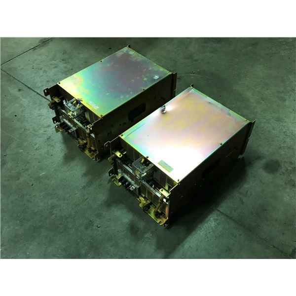 (2) Fanuc #A14B-0082-B202-03 Power Unit