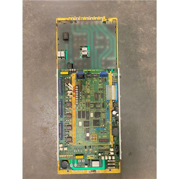 Fanuc # A06B-6064-C326 Spindle Servo Unit