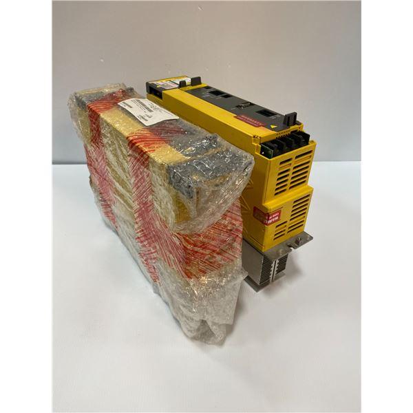 (2) Fanuc # A06B-6110-H015 Power Supply Modules