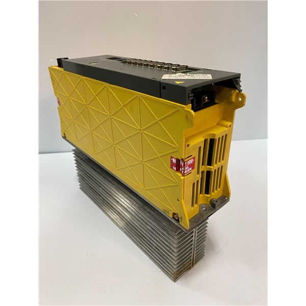 Fanuc Spindle Amplifier Missing Cover / Tags