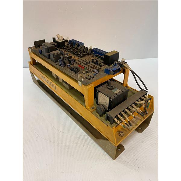 Fanuc # A06B-6058-H004 Servo Amplifier