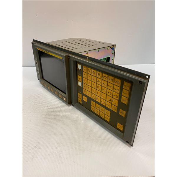 "Fanuc # A02B-0098-C055/MBR 9"" CRT/MDI Unit"