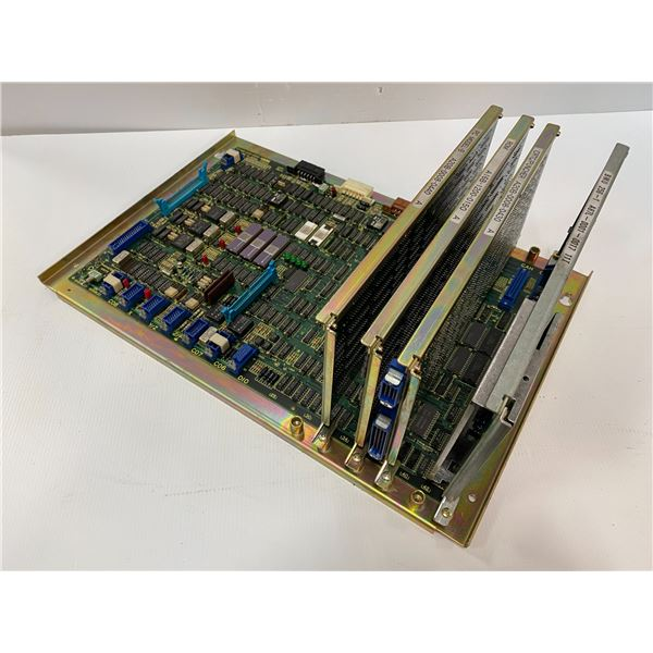Fanuc # A16B-1000-0030/06C Mother Board With Cards