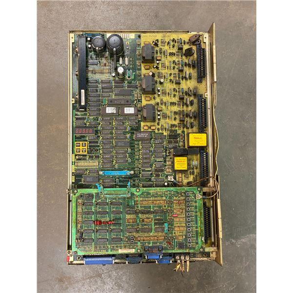 Fanuc # A06B-6055-H112#H504 AC Spindle Servo Unit