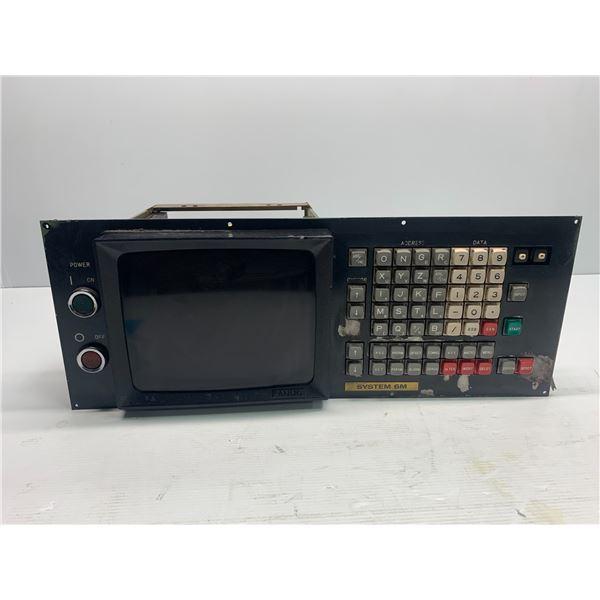 Fanuc A02B-0060-C032 MDI/CRT Unit