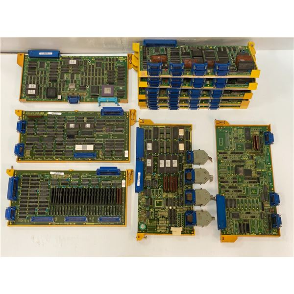 Lot of Misc Fanuc Cards