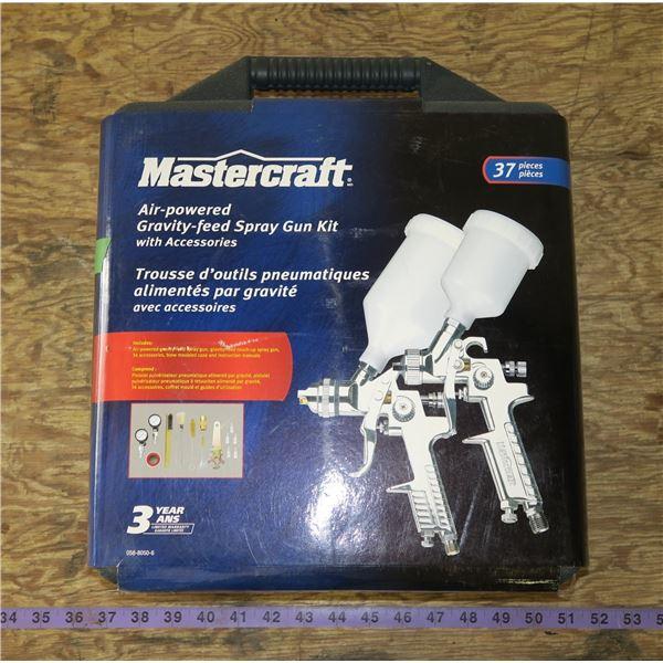 NOS Mastercraft Paint Gun