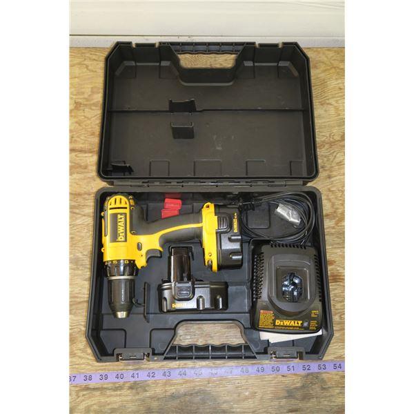 DeWalt 14.4v Rechargabel Cordless Drill