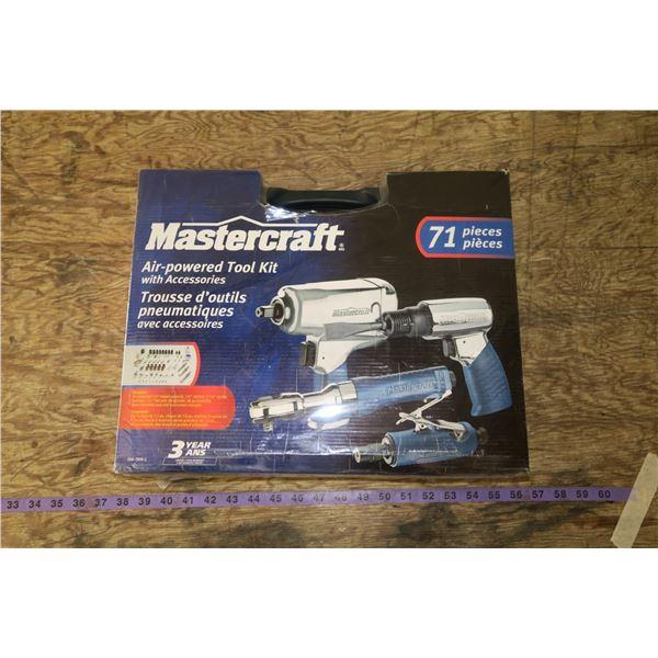 Mastercraft Air Tool Set NOS