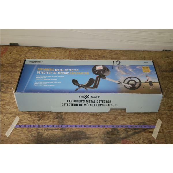 Nexxtech Metal Detector