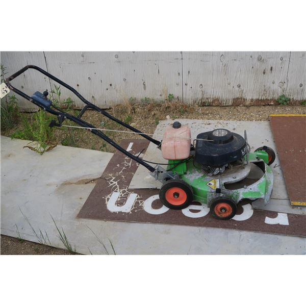 lawnmower -untested