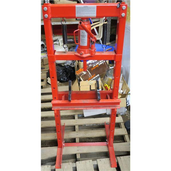 """Hydraulic Press 49""""×20"""""""