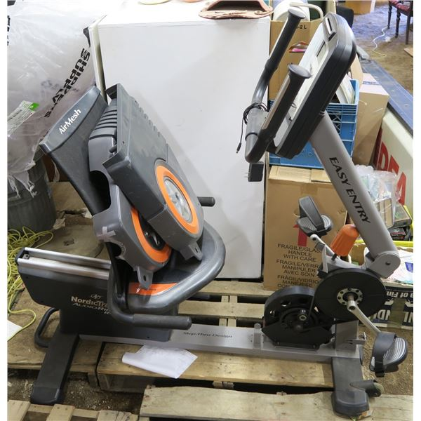 NordicTrack Auto Rider Exercise Bike (As is)