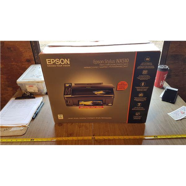 Epson NX 510 Multi Function Printer