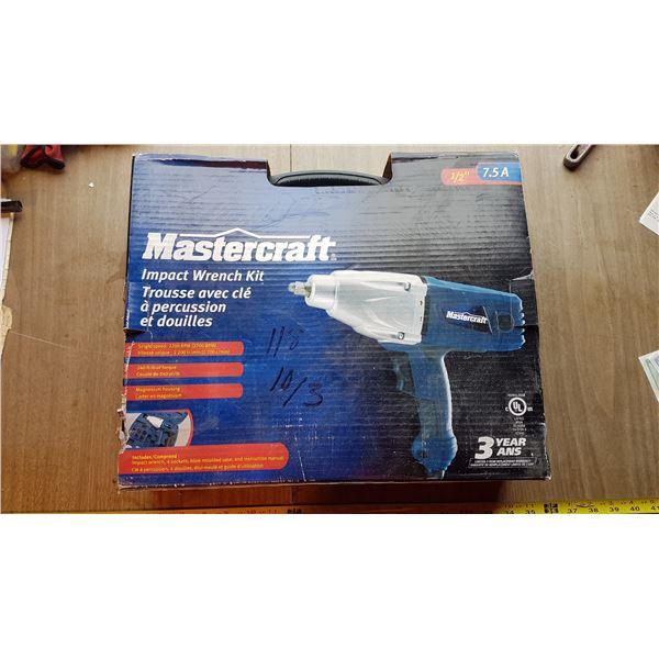 Mastercraft Electric Impact Kit