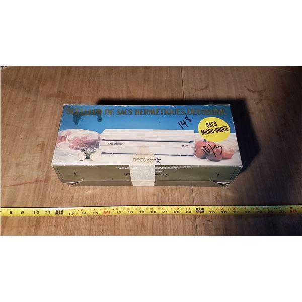 Vacuum Bag Sealer