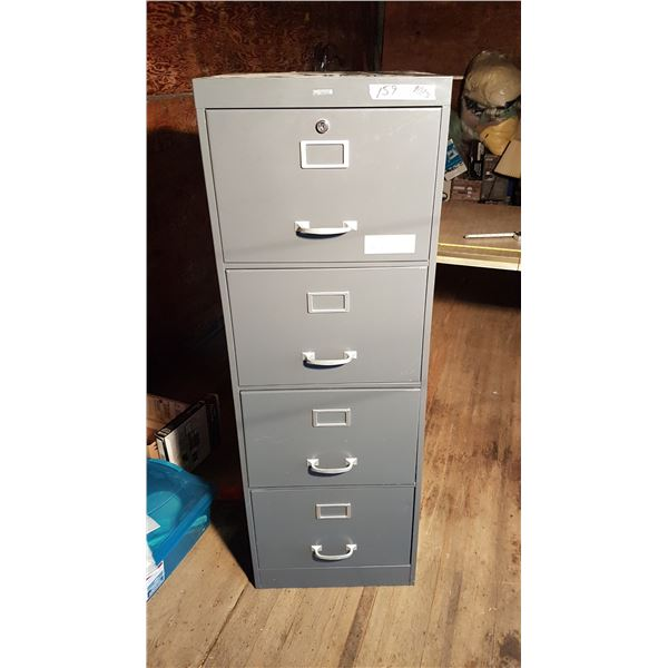 Filing Cabinet 18 X 18 X 53 Inch