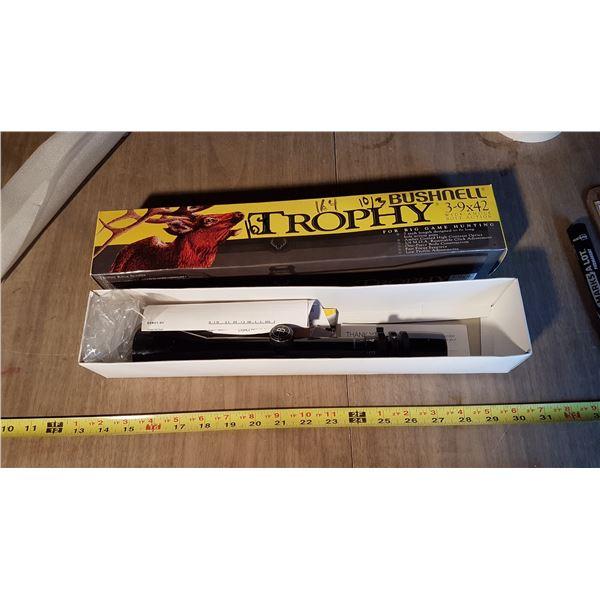 Bushnell 3 X 9 X 38 Rifle Scope
