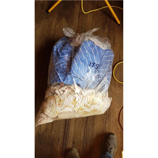 Bag Blankets / Linens Etc.