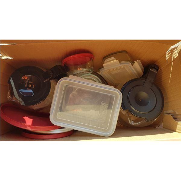 Lot Kitchenware & Anchor ware Bowls