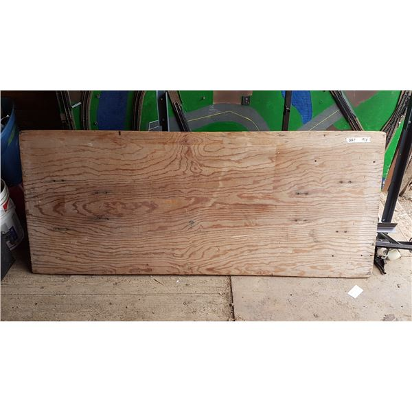 Folding Table 30 X 72 Inch