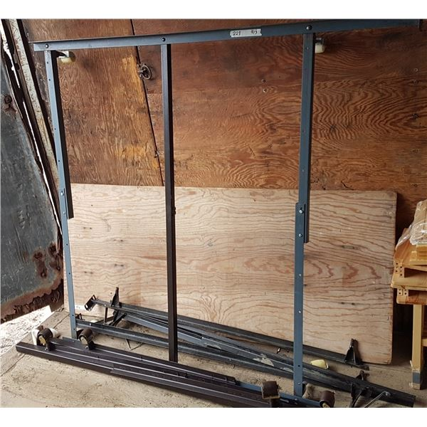 3 X Metal Bed Frames (Various Size)