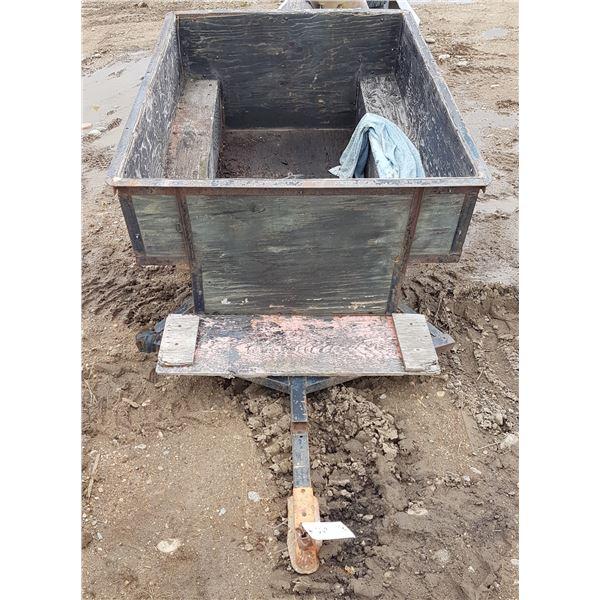 Utility Trailer 46 X 63 Inch Box
