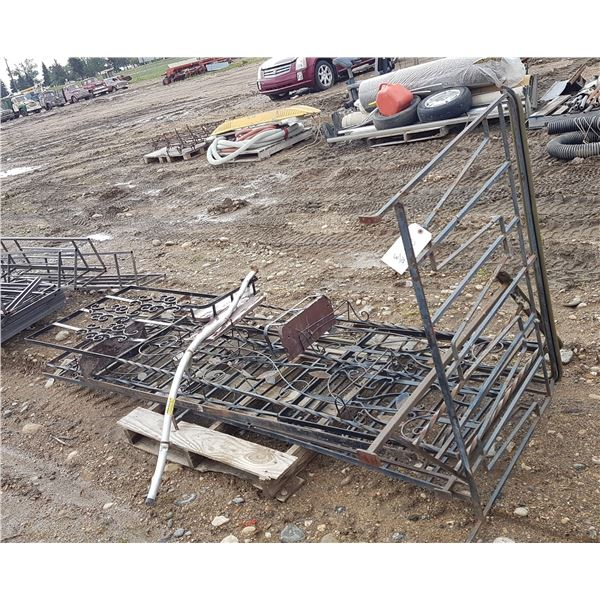 Pallet Stair Railing (Various Sizes)