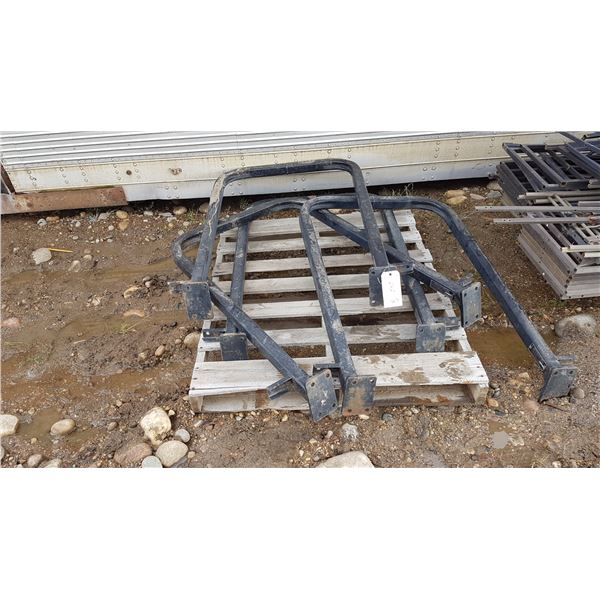 4 Tractor Roll Over Protection Bars