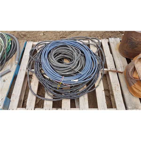 Pallet Heavy Guage Electrical Wire