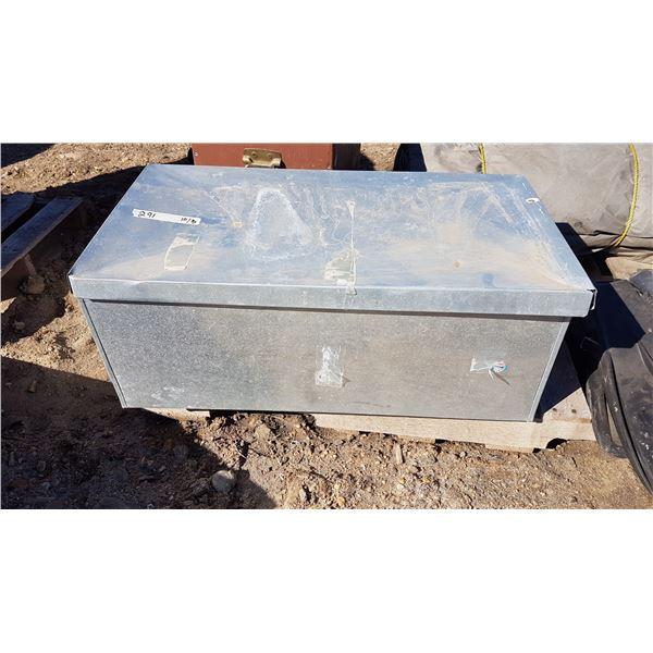 Metal Box 30 X 16 X 12 Inch