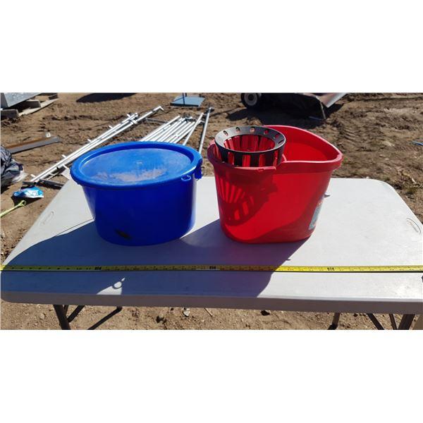 Mop Bucket & Pail
