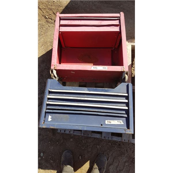 2 Toolbox Cabinets