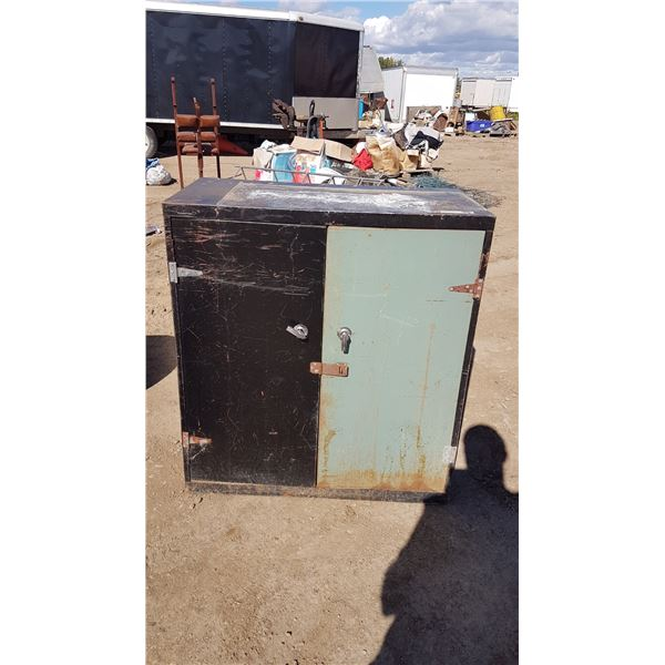 Metal Shop Cabinet 36 X 18 X 41 Inch