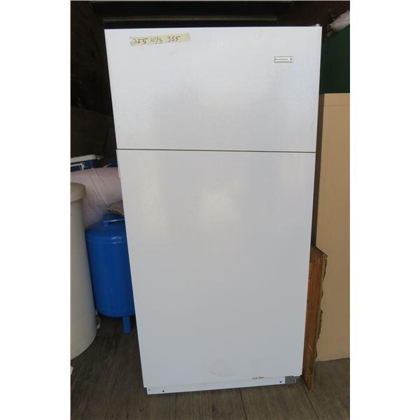 Kelvinator Upright Freezer 12.5 cu. Ft.