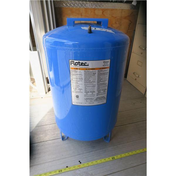 Water System Pressure Tank