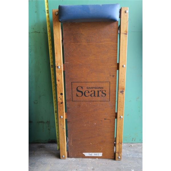 Creeper Simpson Sears
