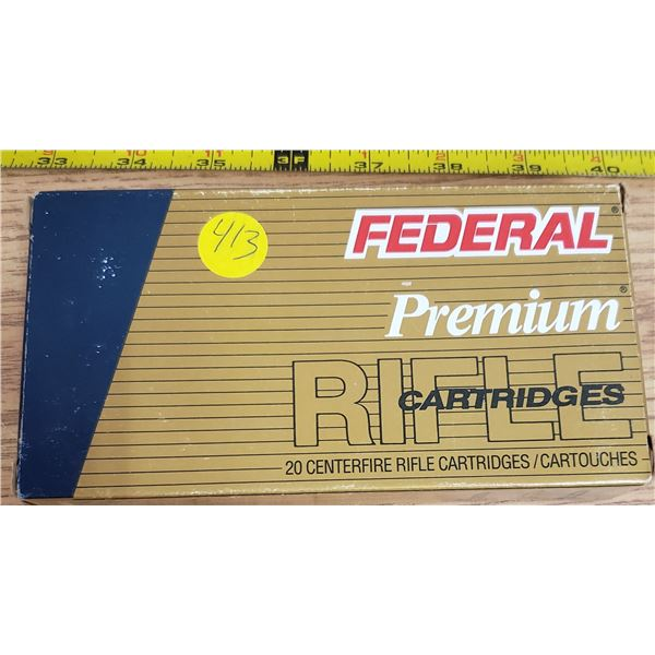 Federal 7 mm REM. MAG. Premium Ammunition *NO SHIPPING* *PAL REQUIRED*