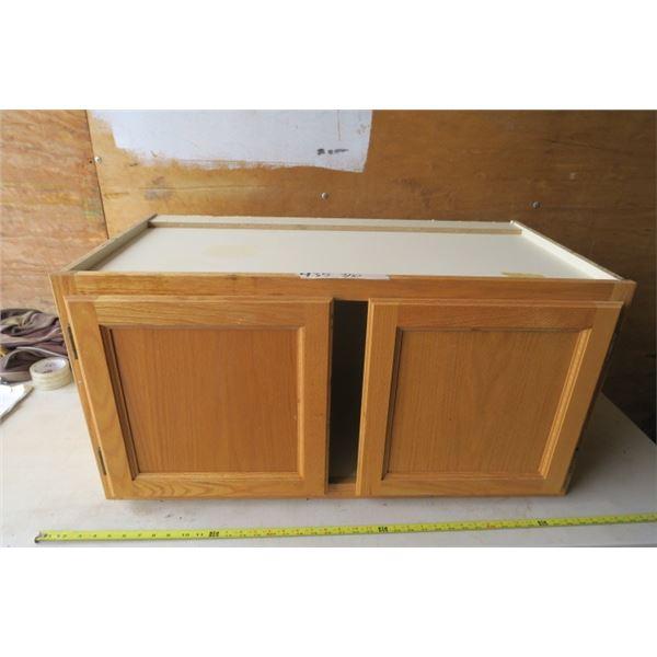 2 Door Cupboards 36X18X18